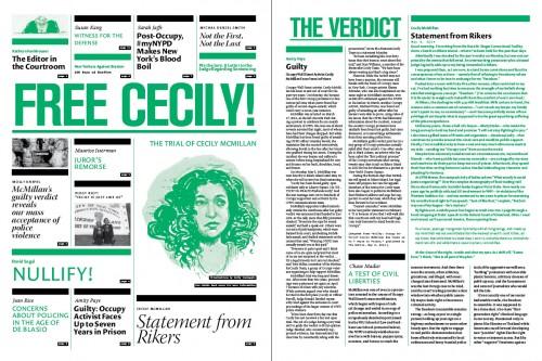 Free Cecily!