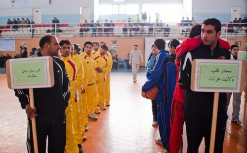 Basketball Diaries, Afghanistan