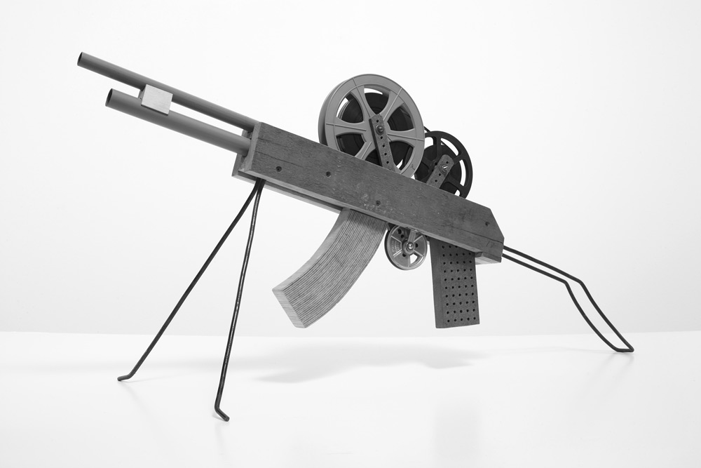 Untitled (gun number 17A)
