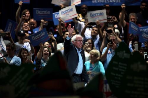 The Sanders Phenomenon