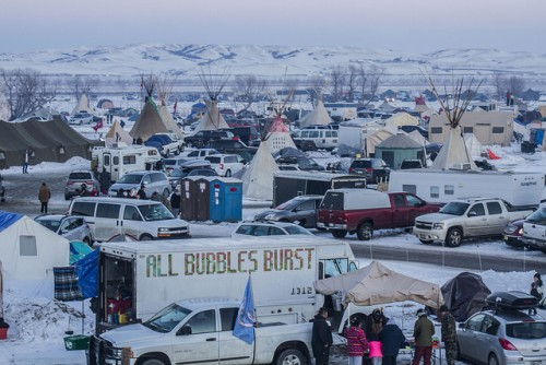 The Gentrification of Standing Rock