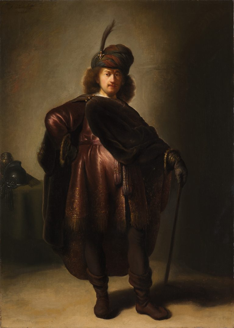 IJ-100-Isaac-Jouderville-Portrait-of-Rembrandt-in-Oriental-Dress-768x1077